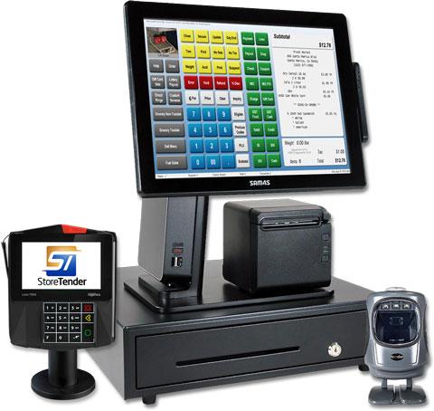 StoreTender SAM4s Forza Bundle